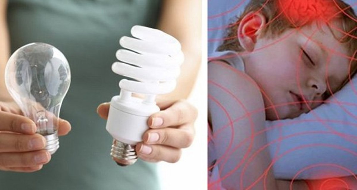 These Bulbs Can Cause Anxiety, Migraine and Even Cancer